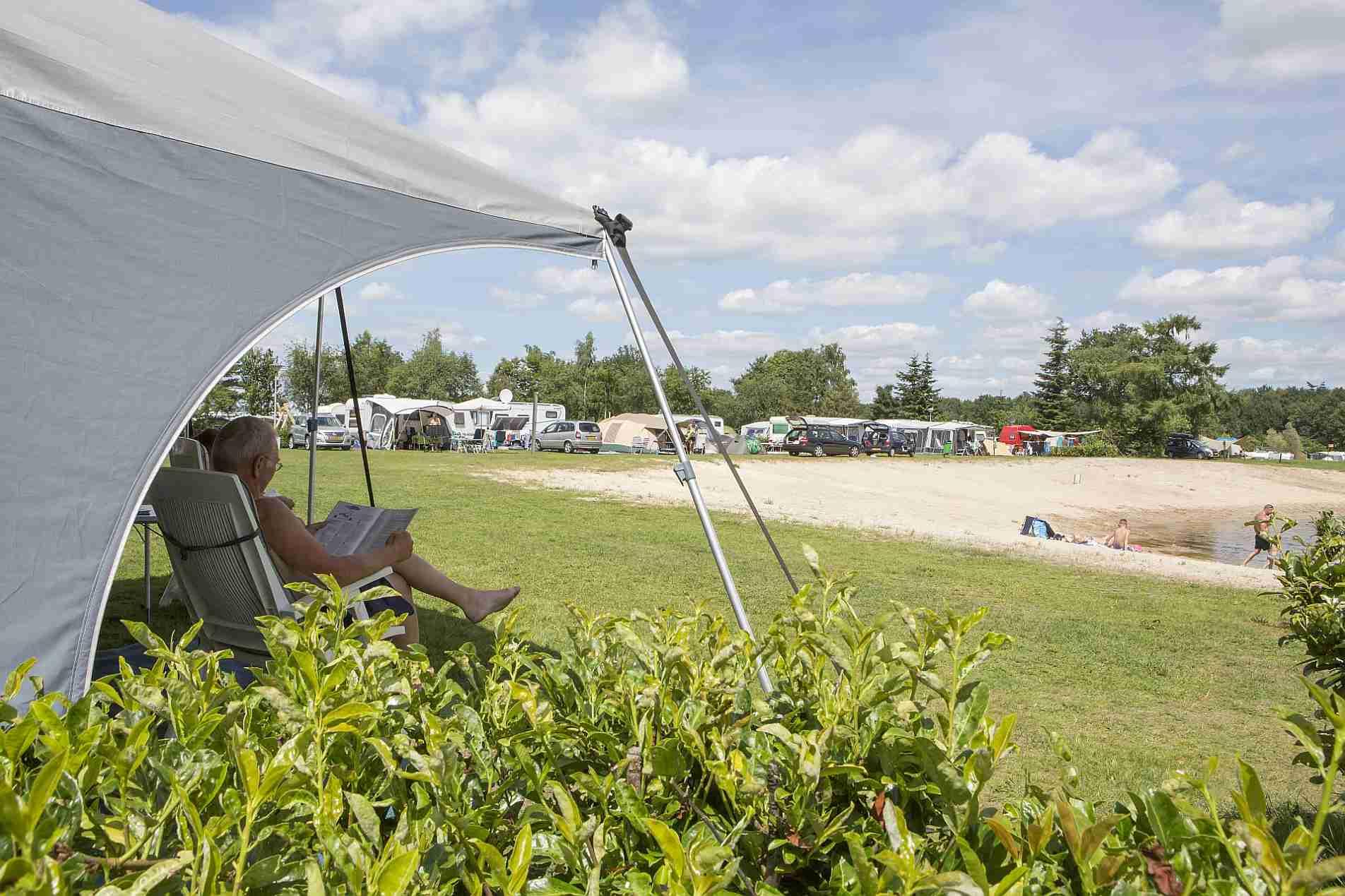 Hemelvaart en Pinksteren kamperen op een 5 sterren camping - Pinksteren kamperen