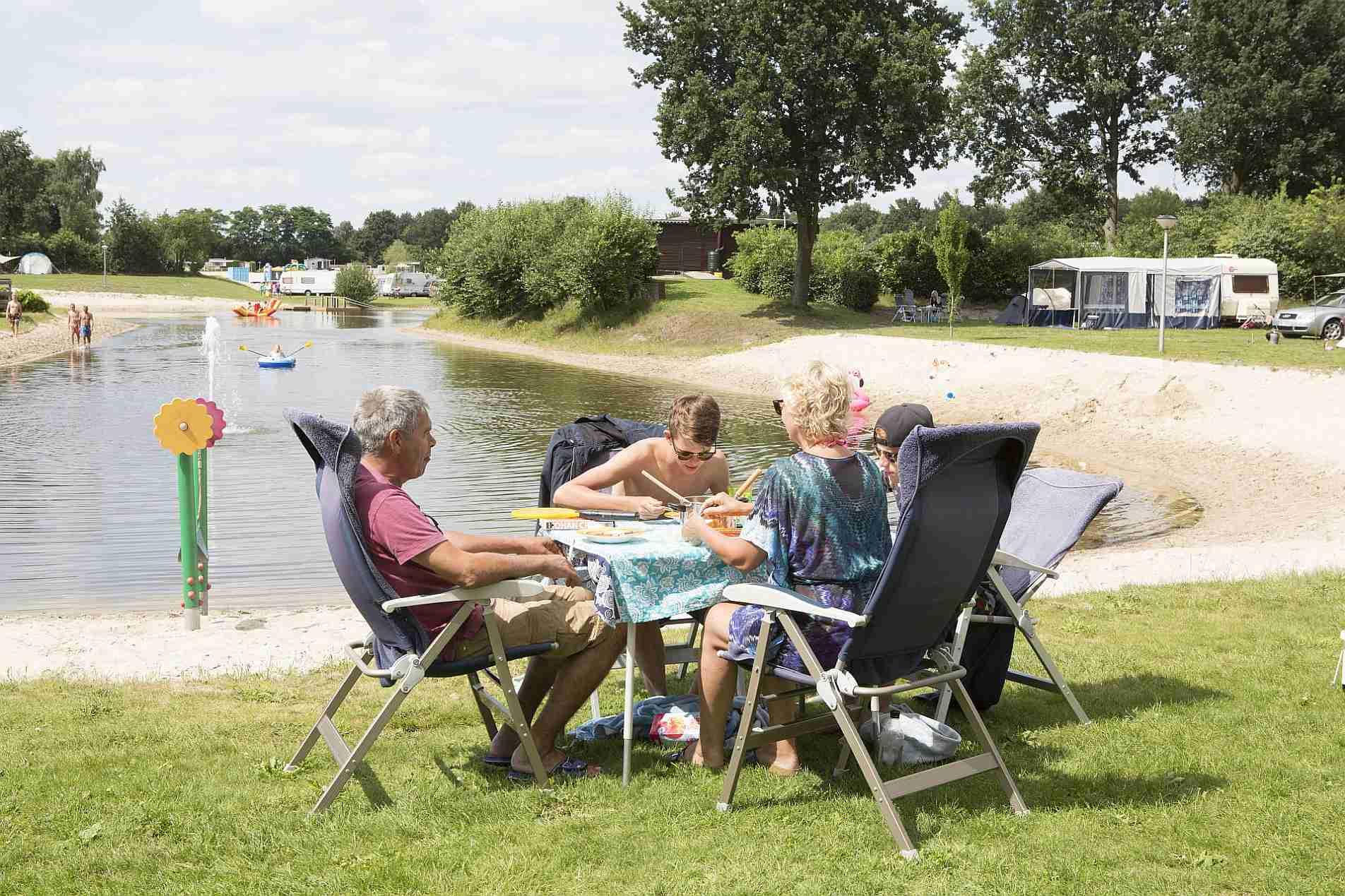 Voordelig de hele septembermaand kamperen - Septembermaand kamperen op gezinscamping
