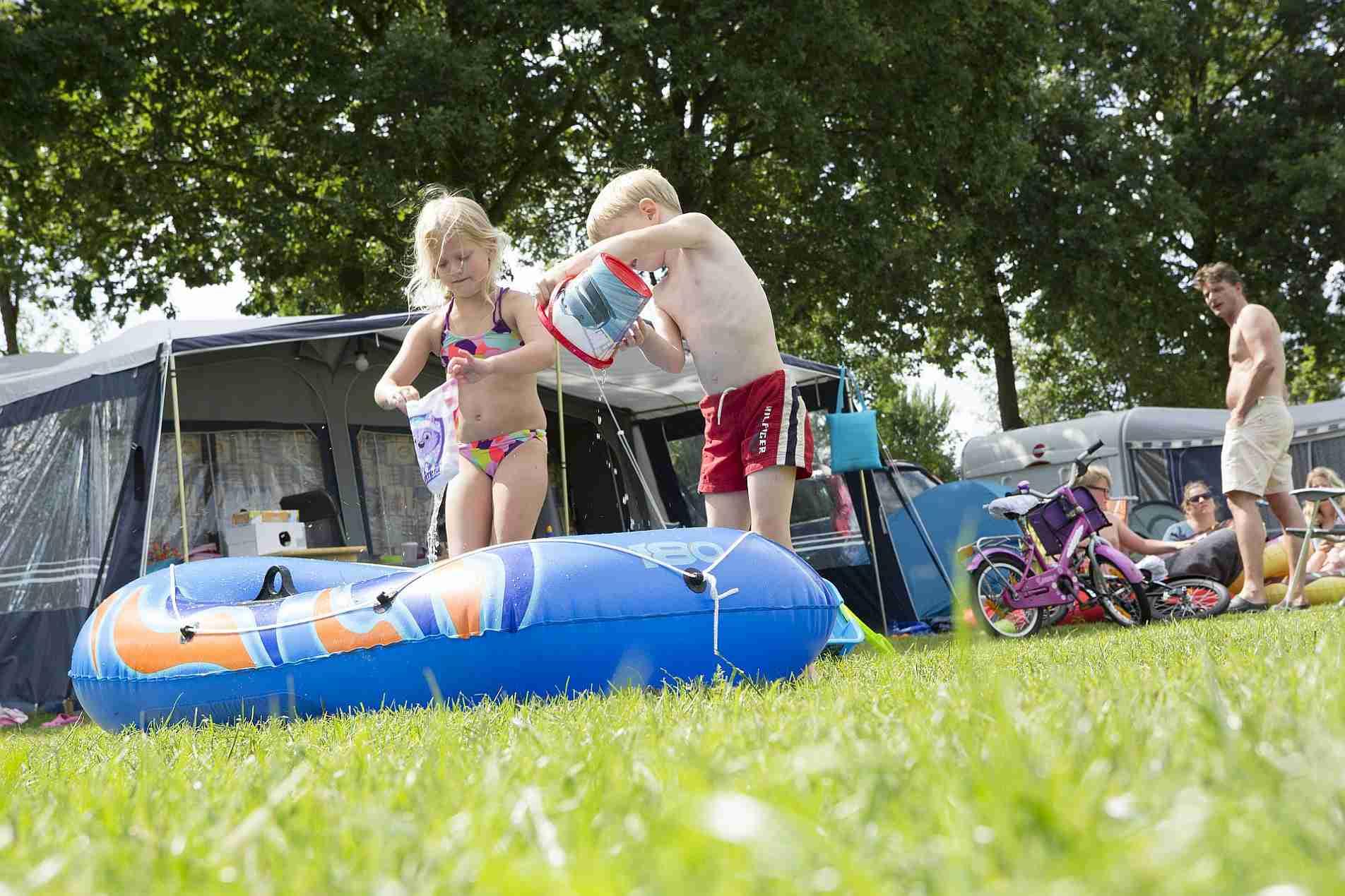Voorseizoen op camping Capfun het Stoetenslagh - Voorseizoen op camping het Stoetenslagh