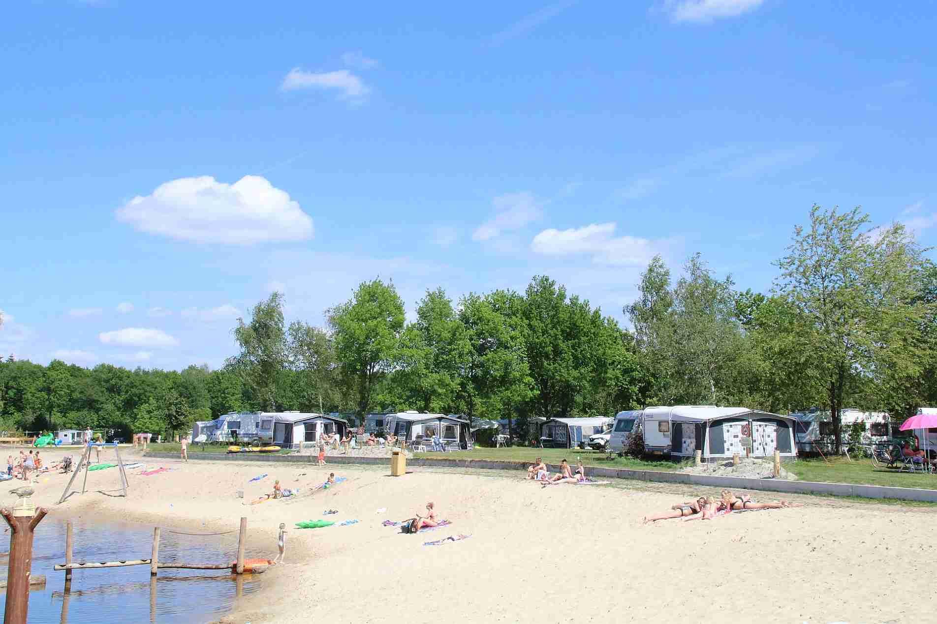 Voorzomeren arrangement, heerlijk de zomer in! - Voorzomeren arrangement op camping