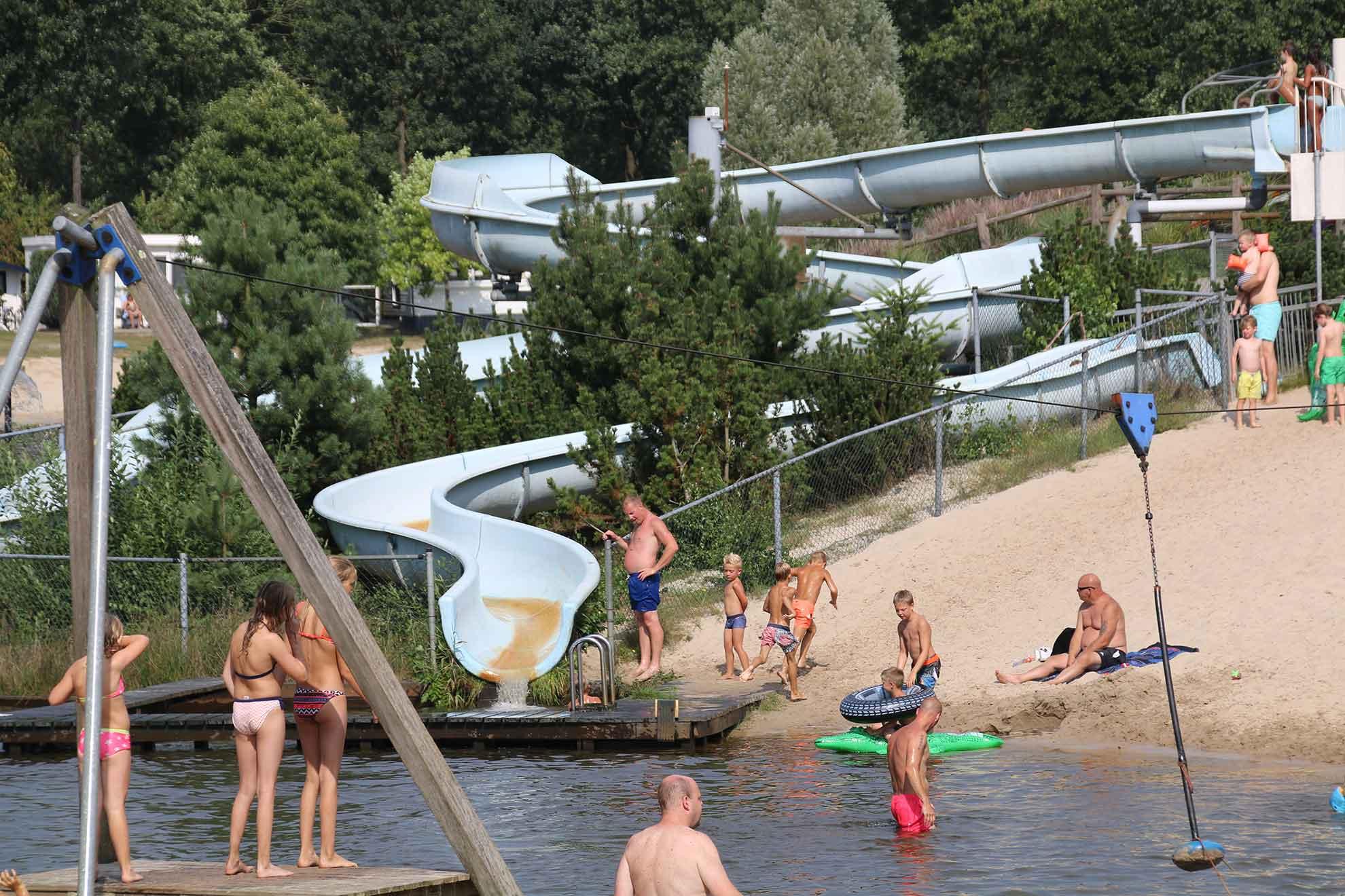Camping met privé sanitair, een luxe kampeervakantie! - camping met prive sanitair