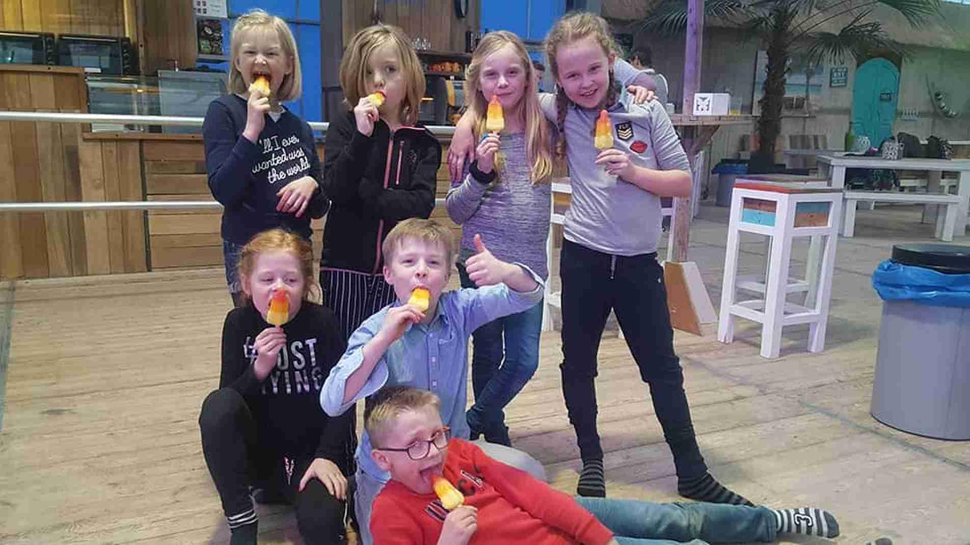 Gezellig, actief en gaaf kinderfeestje in Hardenberg - Kinderfeestje in Hardenberg