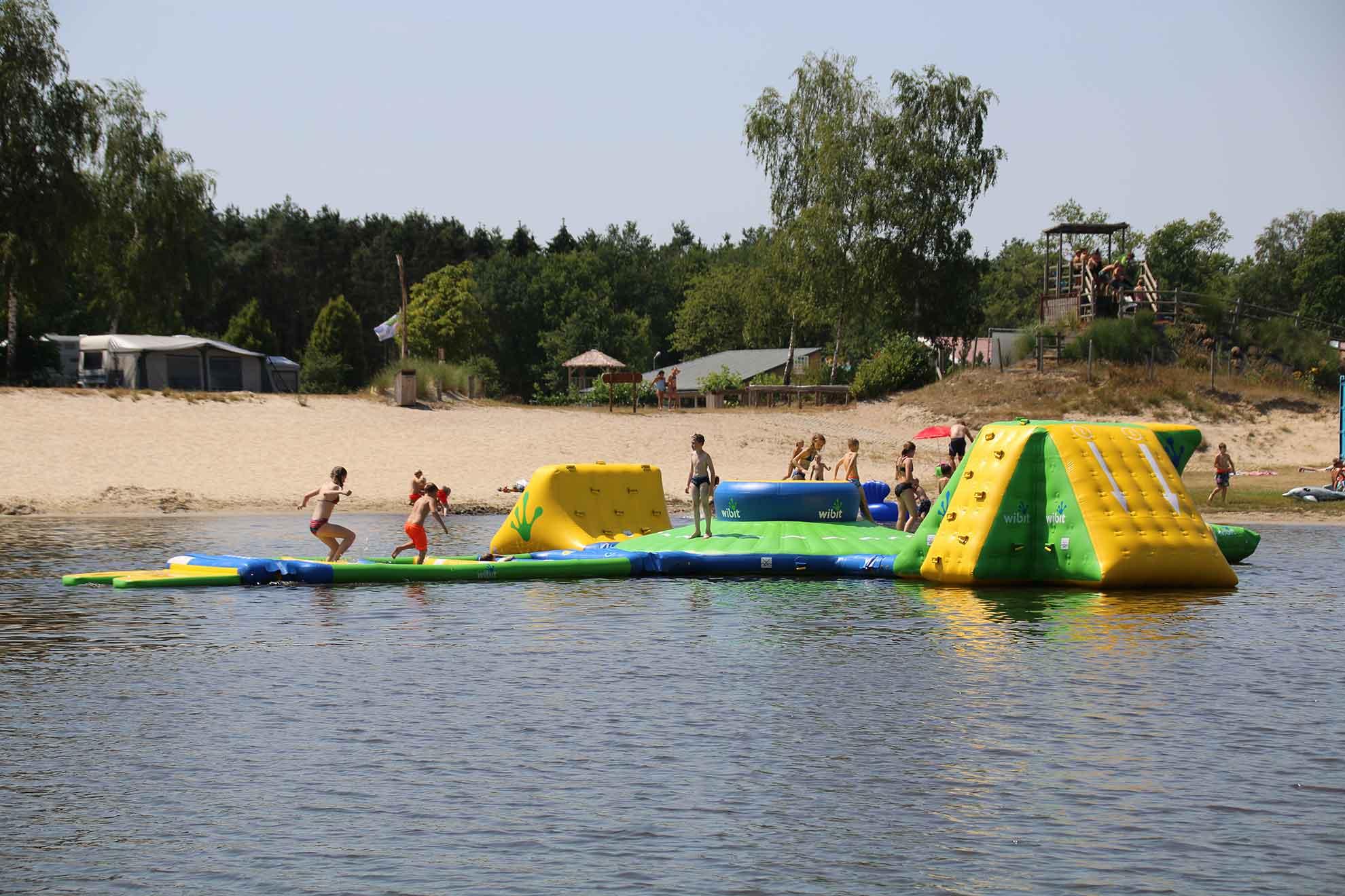 Camping vakantie in Overijssel op Vakantiepark het Stoetenslagh - Camping vakantie in Overijssel voor gezinnen