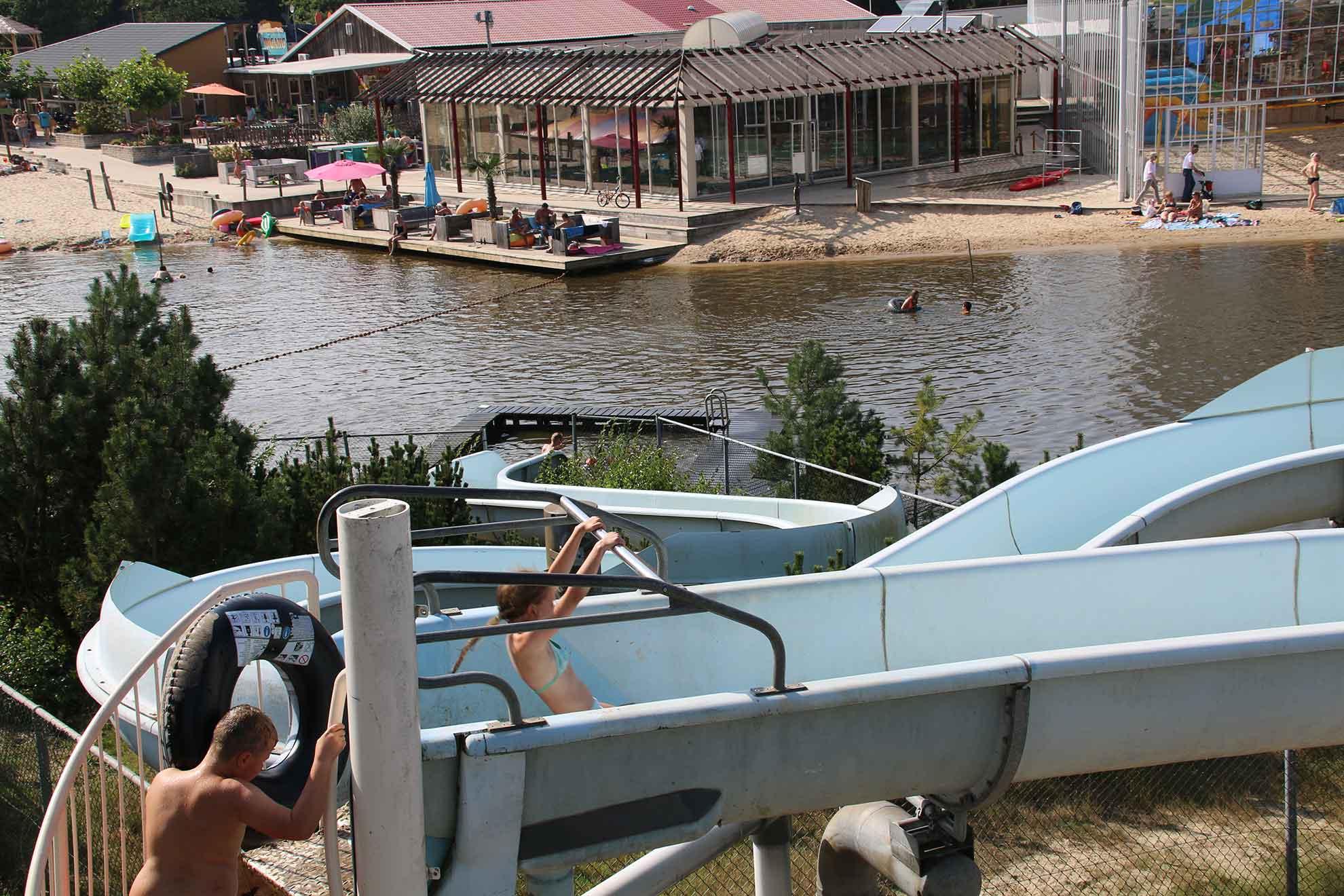 Vakantiepark in Nederland met zwembad - Vakantie in Nederland met zwembad