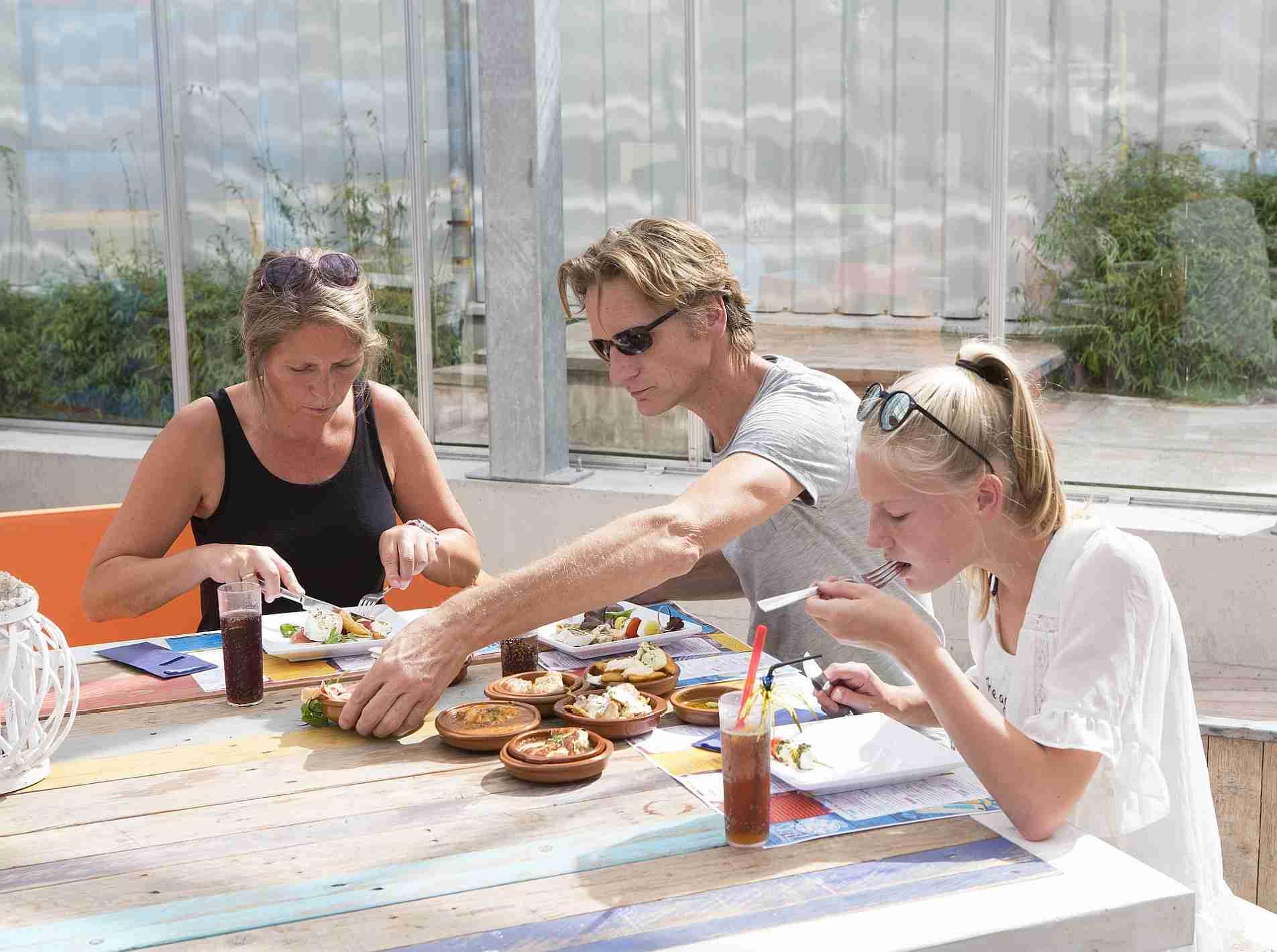Tapas restaurant in Overijssel