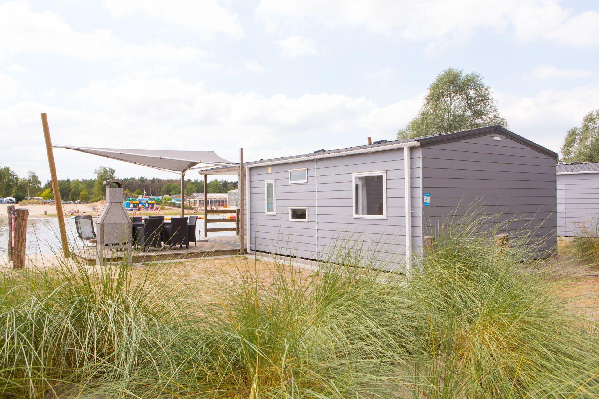 Herfstvakantie kamperen met overdekte voorzieningen - Herfstvakantie kamperen in Overijssel