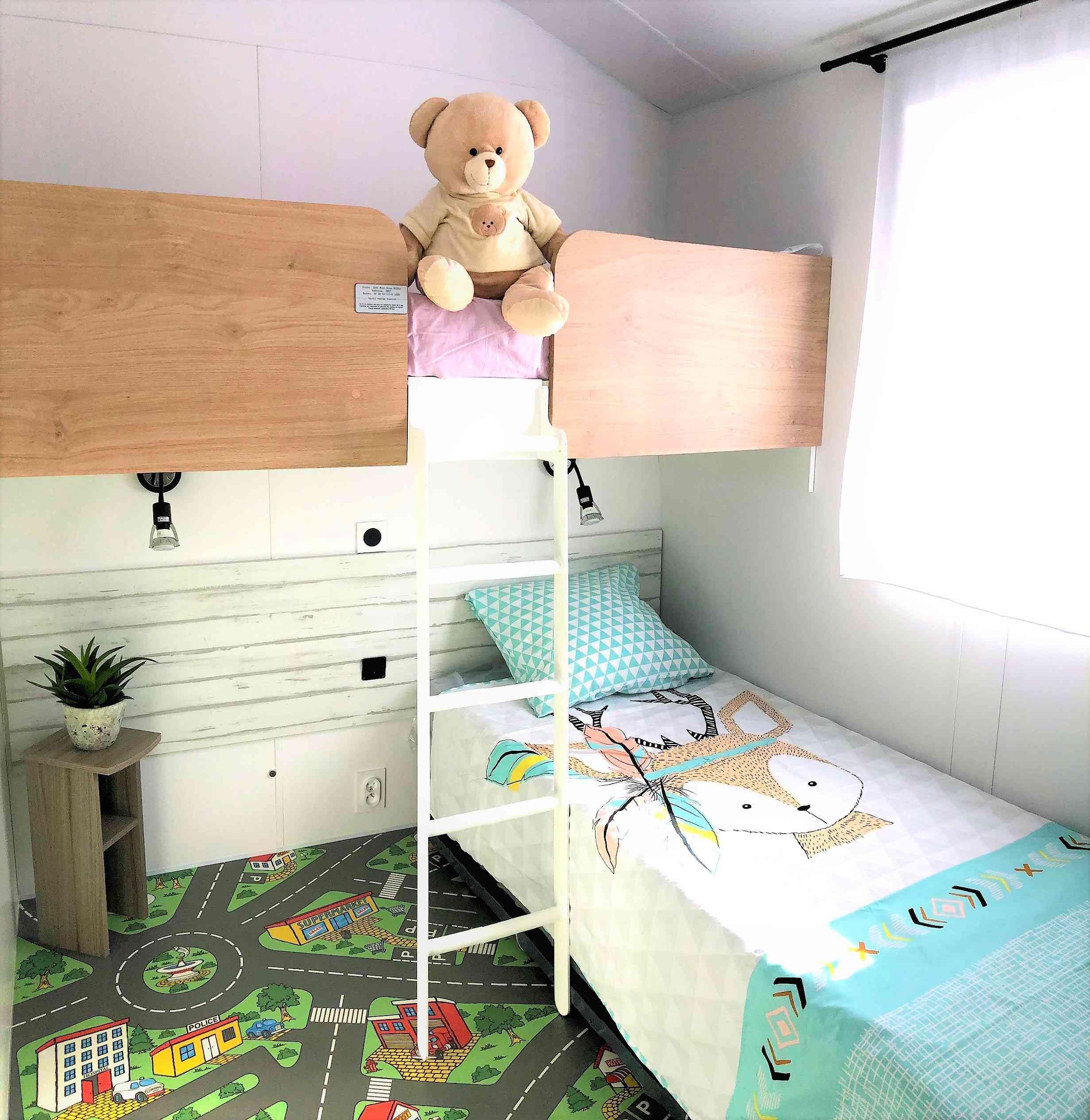 Kids accommodatie, speciaal voor gezinnen met jonge kinderen! -
