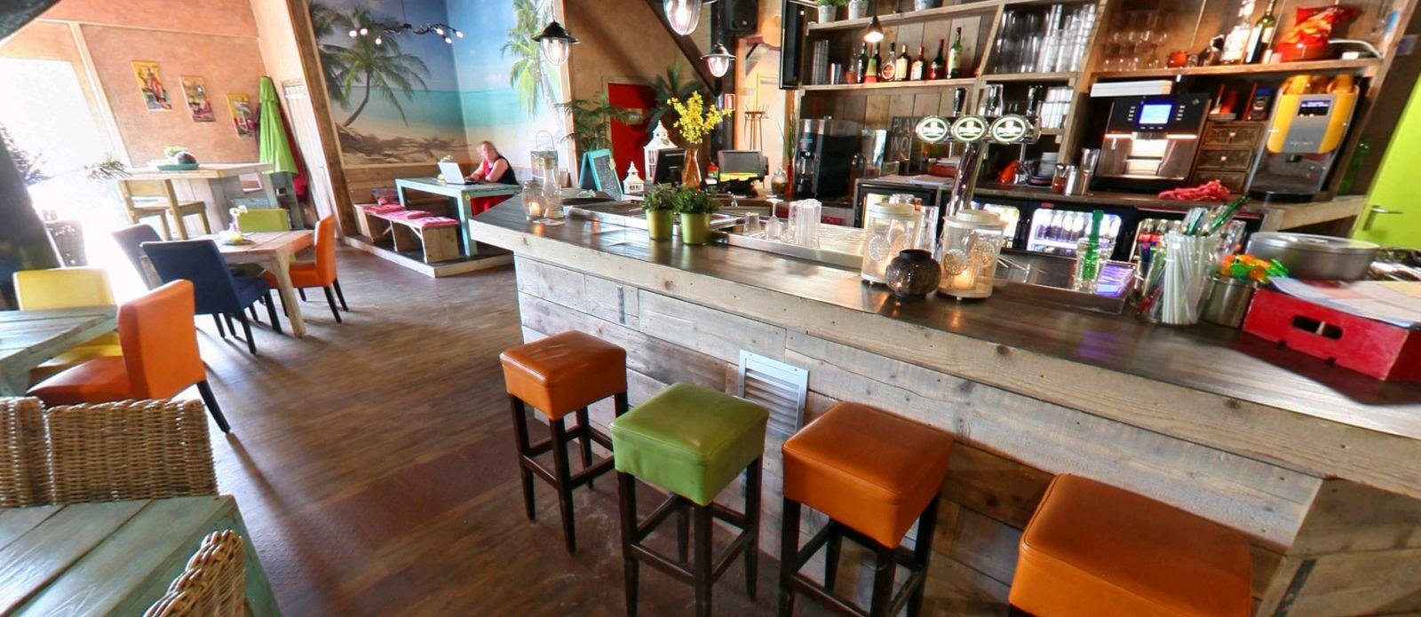 Restaurant Capfun het Stoetenslagh in Overijssel -