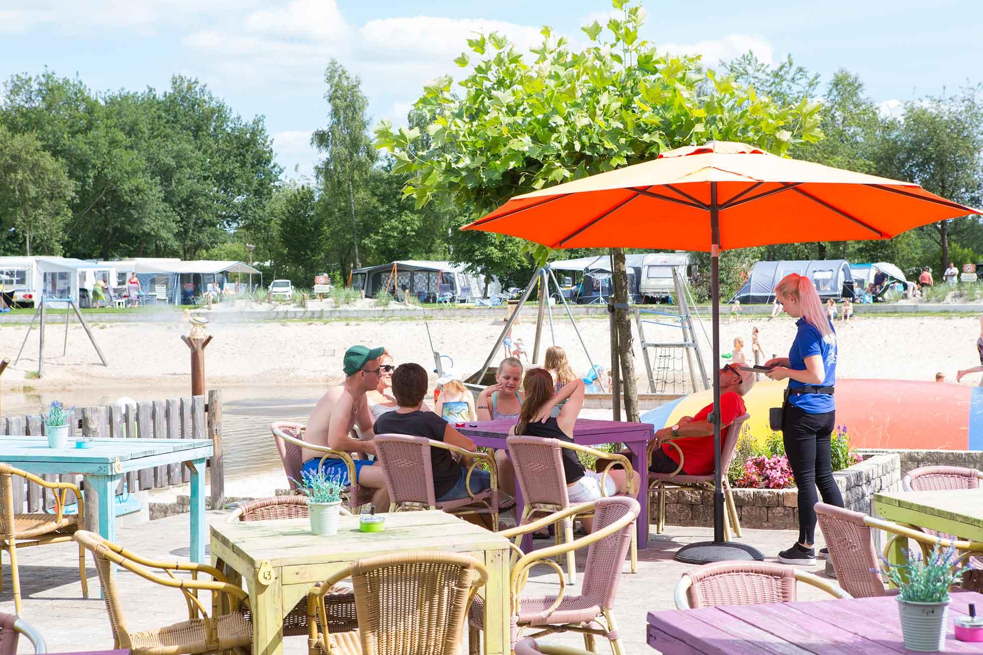 Horeca op camping met een ruim aanbod - Uit eten in Hardenberg