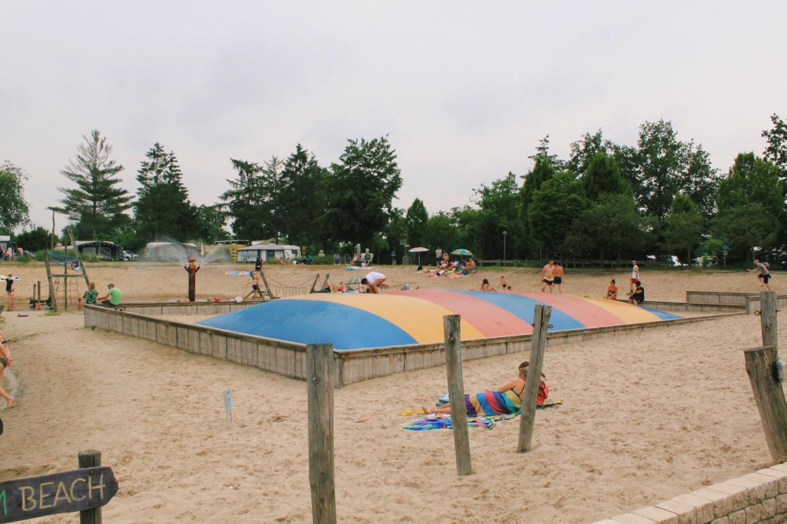 Fietsverhuur in Hardenberg op Vakantiepark Capfun het Stoetenslagh -
